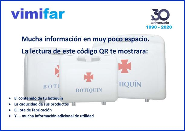 Información QR